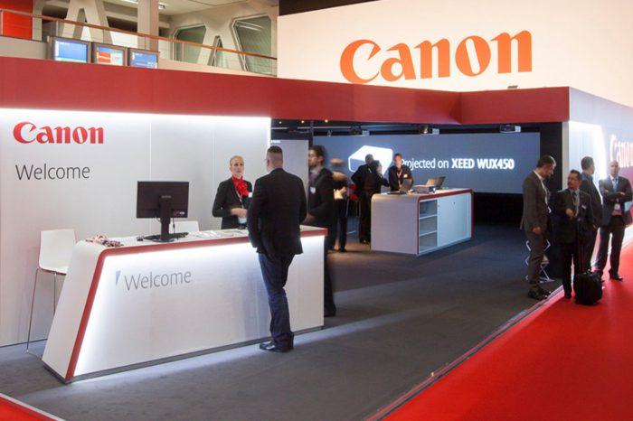 CANON zaprasza na targi ISE 2017 - Wyjątkowe rozwiązania projekcyjne w jakości 4K.