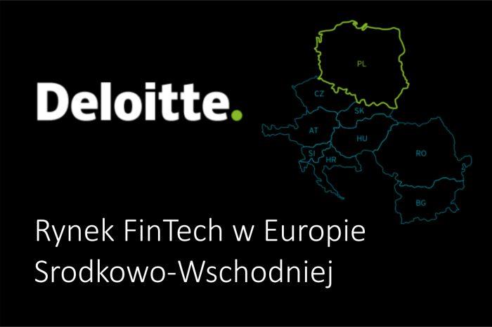 Ekspansja zagraniczna jest warunkiem koniecznym rozwoju polskiego sektora FinTech - wartość rynku w Polsce to około 860 mln euro.