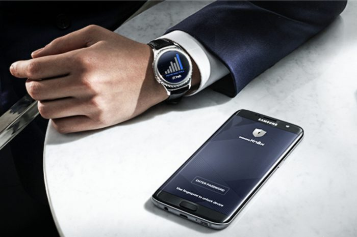 """Niepokojące wyniki badania """"Samsung Mobile Workplace - Telefon komórkowy w środowisku biznesowym""""."""
