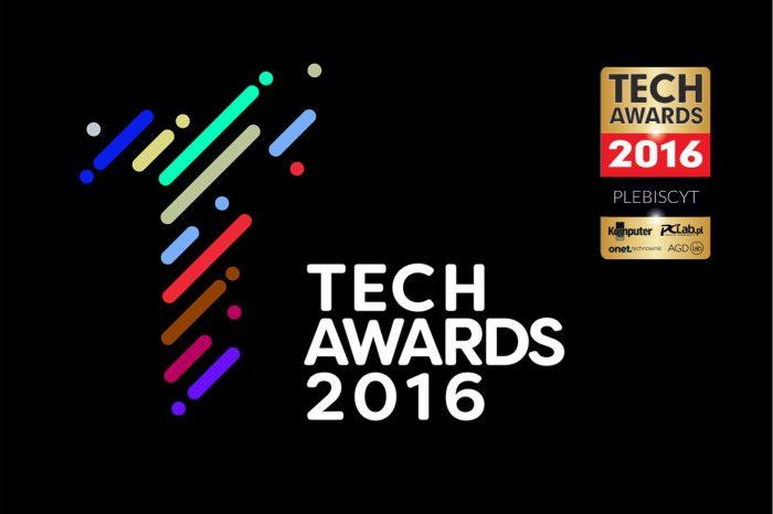 Tech Awards 2016 – Wybrano najlepsze produkty! Asus Zenbook 3, Sony Playstation 4 Pro i VR, Xiaomi Mi Mix, Samsung Galaxy S7 edge...