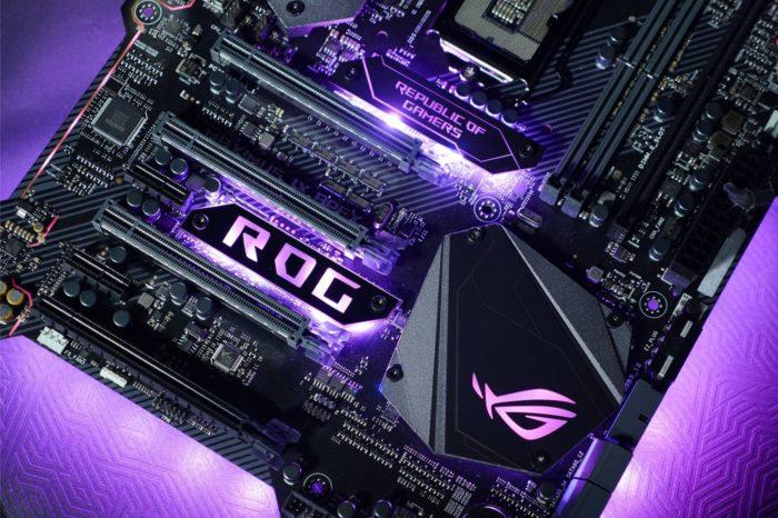 ASUS prezentuje płyty główne z serii Z270 - ROG, ROG Strix, Prime, TUF oraz Workstations naszpikowane innowacjami. Maksimum wydajności z Intel Core 7 Gen..