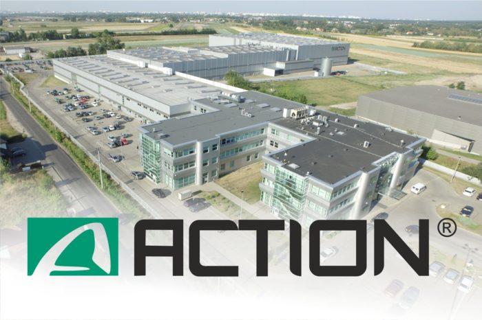 Zmiana w składzie zarządu ACTION S.A., w ramach zmian modelu biznesu Spółki, dokonano modyfikację struktury organizacji.