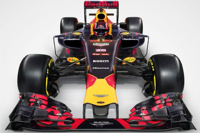 Citrix partnerem w zakresie innowacji zespołu Formuły 1 - Red Bull Racing.