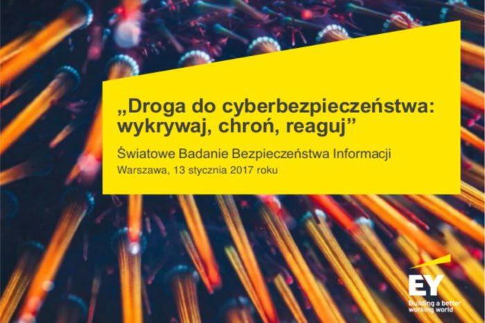"""Zmienia się podejście do informatyki, według Badania Bezpieczeństwa Informacji firmy doradczej EY """"Droga do cyberbezpieczeństwa: wykrywaj, chroń, reaguj"""""""