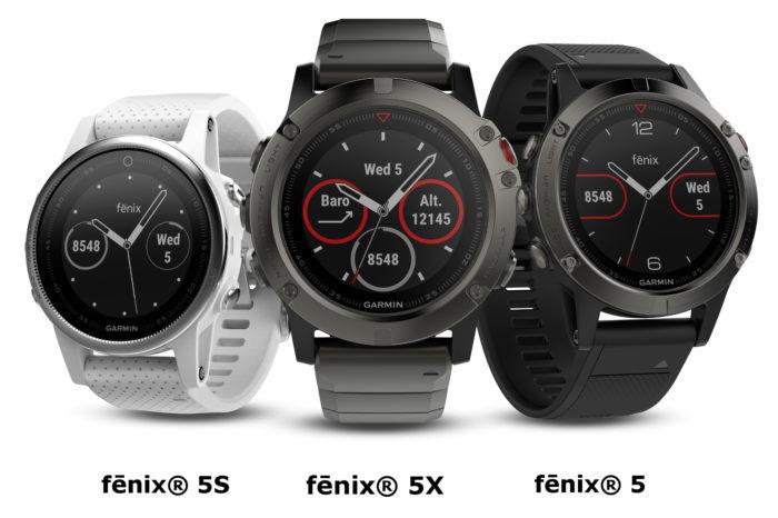 Garmin Fenix 5 – multisportowe zegarki GPS dla sportowców i poszukiwaczy przygód.