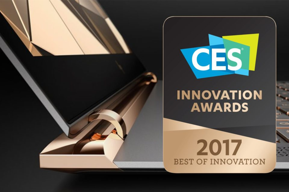 HP Inc. podczas tegorocznych targów CES w Las Vegas, za swoje innowacyjne produkty otrzymała aż 23 nagrody.