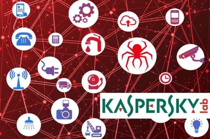 Liczba szkodliwego oprogramowania atakującego urządzenia Internetu Rzeczy wzrosła ponad dwukrotnie w 2017 r.