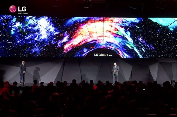 LG oraz konsorcjum SES z pierwszą transmisją obrazu w technologii 4K HFR za pośrednictwem satelity ASTRA na telewizorach LG OLED.
