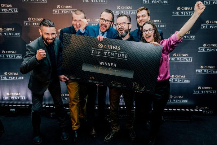 Znamy zwycięzcę drugiej polskiej edycji konkursu  dla start-upów Chivas The Venture: NEXBIO reprezentantem Polski w walce o milion dolarów!