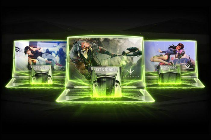NVIDIA na CES 2017 – Pojawią się nowe laptopy z kartami graficznymi GeForce GTX 1050 Ti oraz GTX 1050.