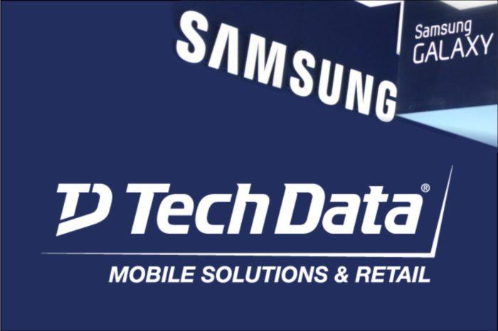 Tech Data w nowy rok, z nowym kontraktem z gigantem branży elektronicznej firmą SAMSUNG.