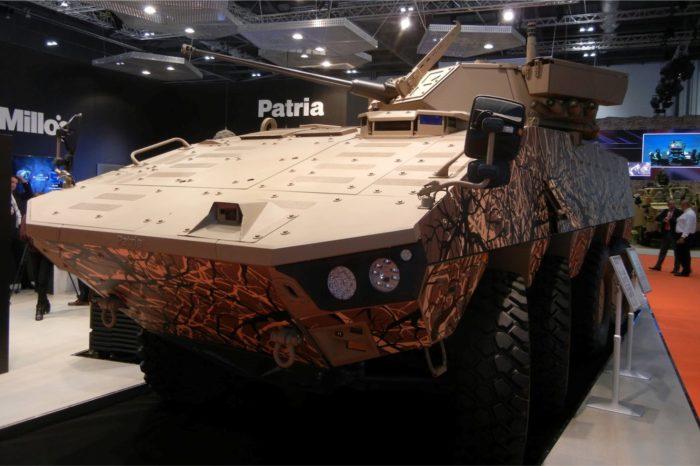 Fujitsu będzie optymalizować i usprawniać procesy technologiczne w fińskiej firmie zbrojeniowej Patria.
