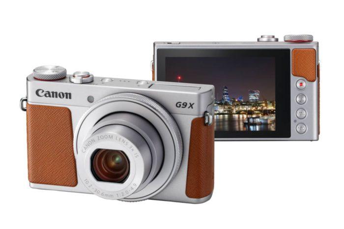 Canon zaprezentował najnowszy kompaktowy aparat cyfrowy dla entuzjastów fotografii - PowerShot G9 X Mark II