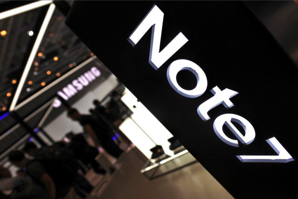 Samsung Electronics oficjalnie ogłosiło przyczyny incydentów dotyczących telefonów Galaxy Note7