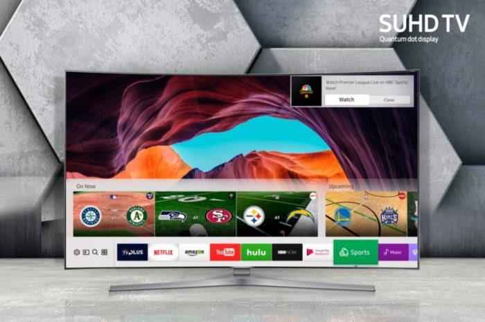 Samsung zaprezentuje spersonalizowane usługi Smart TV na targach CES 2017.