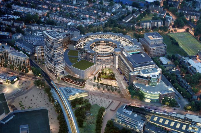 Inwestycja BBC Studioworks w rozwiązania Sony 4K over IP - przygotowuje ośrodek telewizyjny do współpracy z technologiami przyszłości.