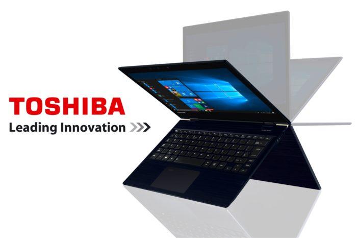Toshiba prezentuje Portégé X20W-D najcieńszy i najlżejszy na świecie biznesowy laptop 2-w-1 wyposażony w procesory Intel® Core™ 7 generacji.