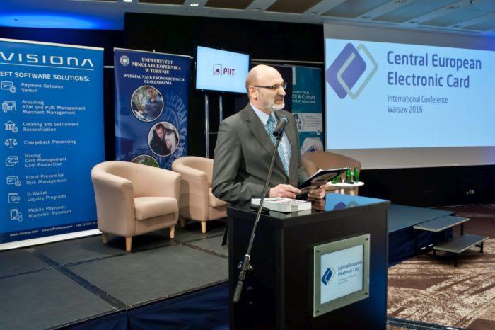 "Cyfrowe finanse ""Klient w centrum uwagi banków"" - konferencja Central European Electronic Card (CEEC)."