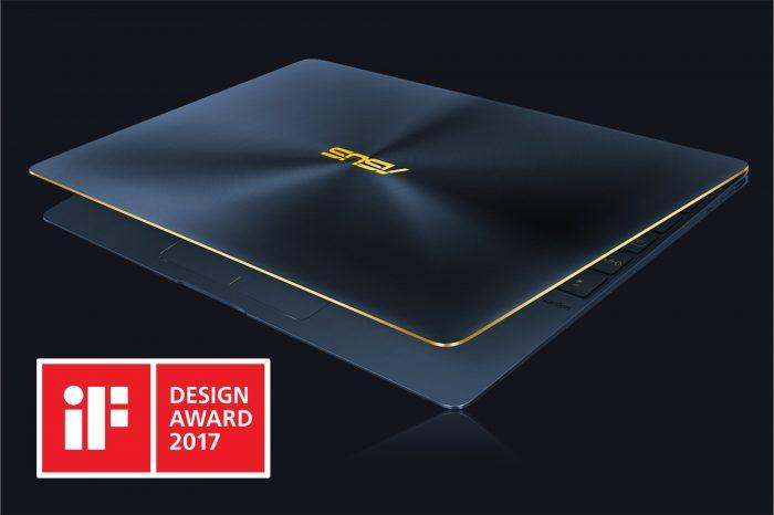 ASUS bezkonkurencyjnym zwycięzcą iF International Design Forum, aż 15 produktów wyróżniono prestiżowym tytułem iF Design Award 2017.