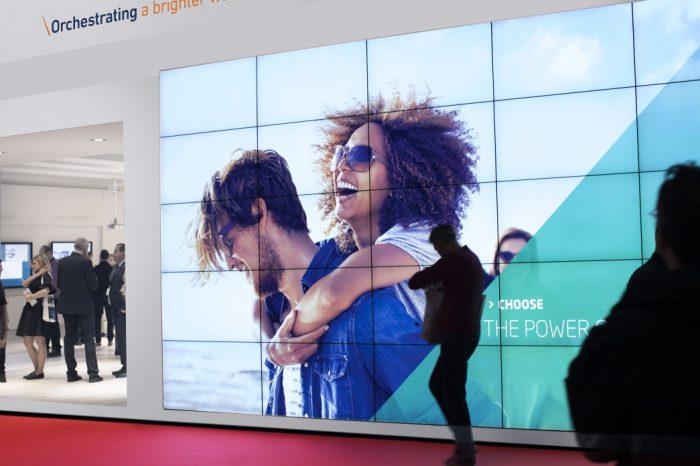 NEC Display Solutions na targach ISE 2017 zaprezentował nowe, zintegrowane i bardziej wydajne technologie do wyświetlania obrazu oraz pracy grupowej.