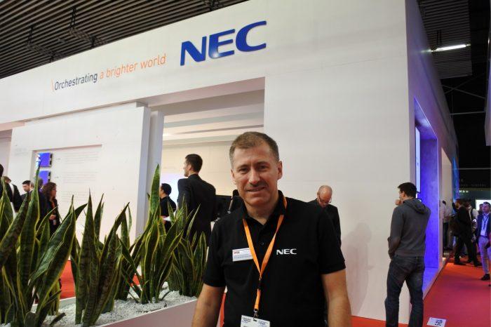 Polska prapremiera NEC InfinityBoard odbędzie się 13 października, podczas NEC Competence Days w Wieliczce koło Krakowa.