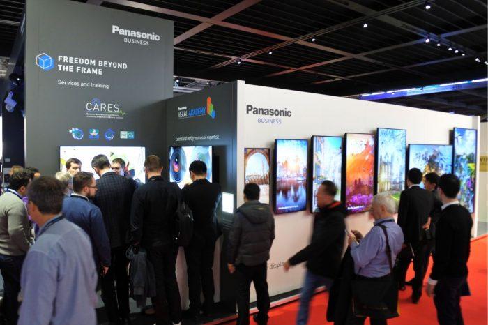 Panasonic - Nowa seria ekonomicznych monitorów wielodotykowych 65 i 75-calowych o szerokim zastosowaniu w biznesie i edukacji.