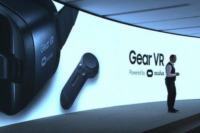 SAMSUNG na MWC 2017 zaprezentował nowe urządzenie Gear VR z kontrolerem bazującym na rozwiązaniu firmy Oculus.