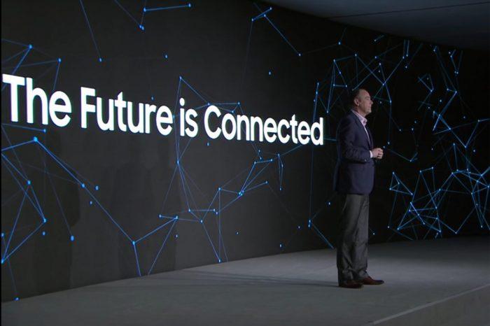 Zobacz konferencję SAMSUNG podczas targów MWC 2017 - Mobile World Congress Barcelona 2017.