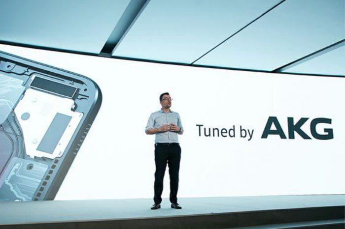 SAMSUNG na MWC 2017 zaprezentował urządzenia z linii Samsung Galaxy z doskonałym dźwiękiem dzięki rozwiązaniom AKG.