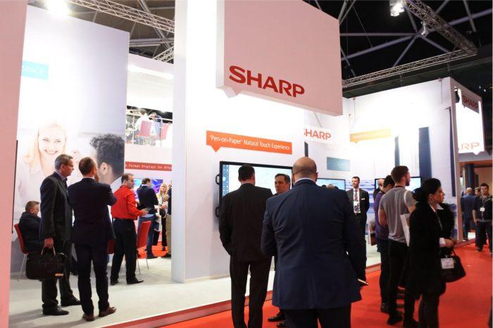 SHARP podczas targów Integrated Systems Europe (ISE 2019) zaprezentuje swój pierwszy, profesjonalny monitor Windows Collaboration Display (WCD).