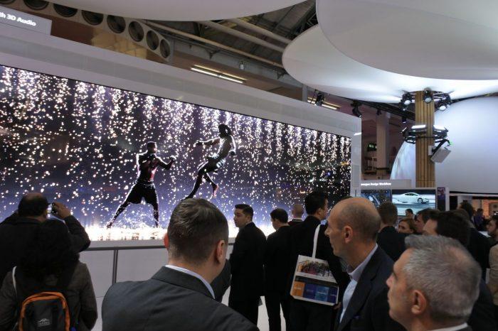 SONY na targach ISE 2017 w Amsterdamie, zaprezentowało najnowsze rozwiązania audiowizualne i informatyczne dla użytkowników profesjonalnych.