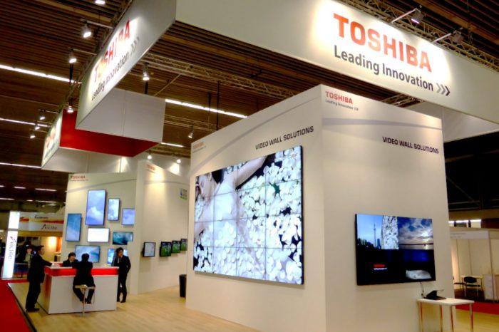 Toshiba na ISE 2017 ogłosi ambitne plany rozwoju na najbliższe 12 miesięcy. Zapowiada też największą jak dotąd grupę monitorów dla biznesu i szereg najnowszych rozwiązań.