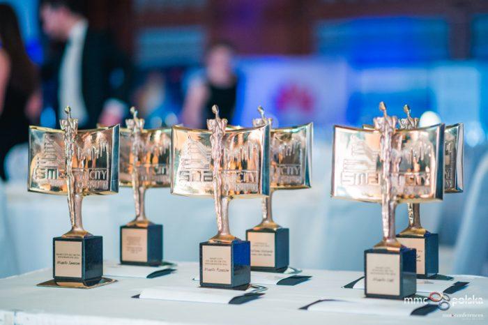 Rada Programowa Smart City Forum podczas Wielkiej Gali Smart City, nagrodziła Laureatów tegorocznego konkursu.