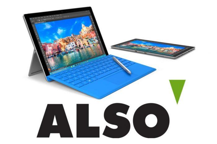 ALSO Polska rozszerza współpracę z Microsoft, zostaje oficjalnym dystrybutorem produktów Microsoft OEM w Polsce.