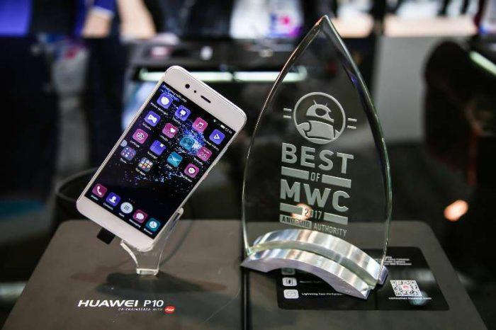 HUAWEI podczas MWC 2017 zdobył 16 prestiżowych nagród branżowych, za Huawei P10, Huawei P10 Plus oraz zegarka Huawei Watch 2.