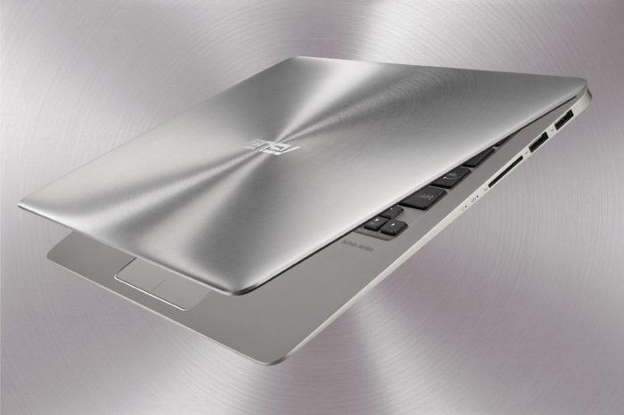 Nowy notebook ASUSa Zenbook UX410 zmienia perspektywę. Większa matryca 14 calowa zamknięta w 13 calowej obudowie.