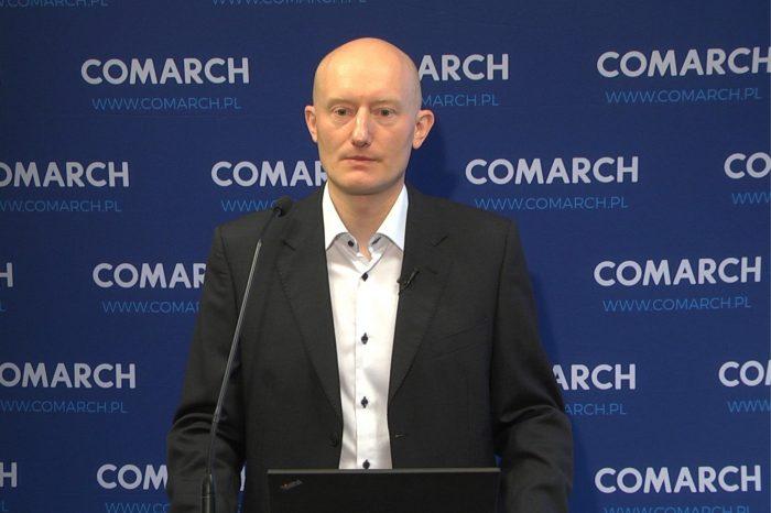 Grupa Comarch opublikowała skonsolidowane wyniki finansowe za I kwartał 2017 r. Przychody ze sprzedaży wyniosły 242,2 mln zł.