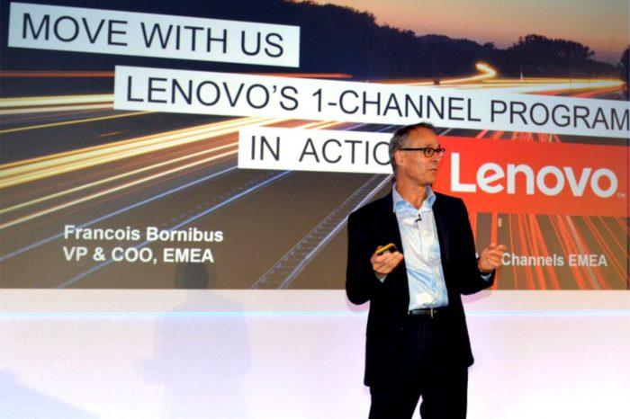 Zmiany personalne w Lenovo - Francois Bornibus nowym prezesem regionu EMEA Lenovo.