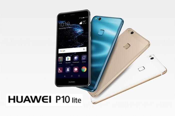 Na polskim rynku zadebiutował Huawei P10 lite - smartfon, dzięki któremu każda fotografia ma wyglądać znakomicie!