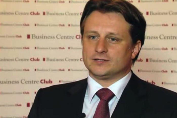 Krzysztof Szubert, minister cyfryzacji w Gospodarczym Gabinecie Cieni BCC, sekretarzem stanu w Ministerstwie Cyfryzacji.
