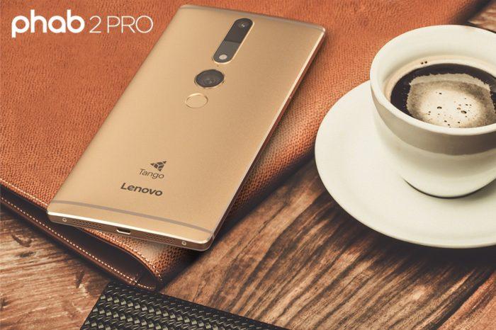 Lenovo PHAB2 Pro – pierwszy phablet z Tango już w Polsce. Phablet gotowy na technologie przyszłości.
