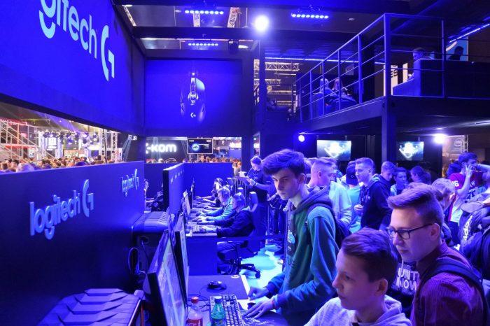 Logitech na Intel Extreme Masters 2017 w Katowicach (IEM EXPO) - Wiodący producent urządzeń peryferyjnych, zaprezentował sporo atrakcji dla fanów e-sportu.