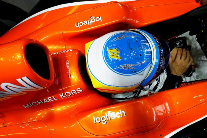 Logitech oficjalnym partnerem technologicznym zespołu formuły pierwszej, teamu F1 McLaren-Honda.