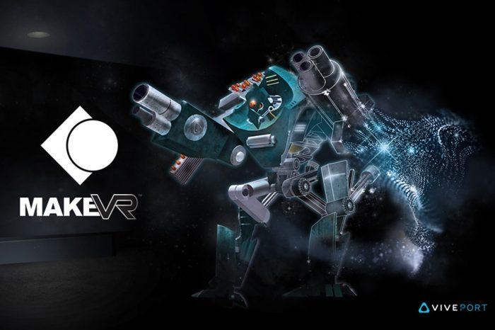 Nowa aplikacja MakeVR, autorstwa Vive Studios i Sixense umożliwia twórcom tworzenie zaawansowanych treści w wirtualnej rzeczywistości.