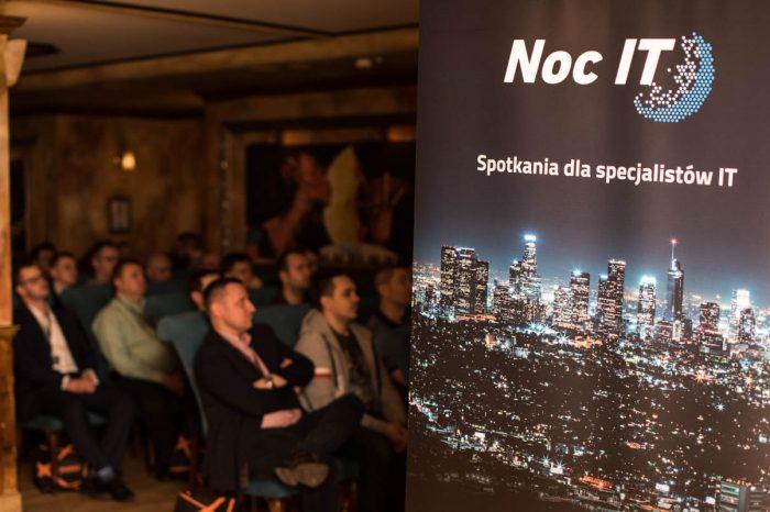 Pierwsza Noc IT za nami, czyli spotkanie dla praktyków nowoczesnych technologii, organizowane przez Centrum Kompetencyjne AB S.A.