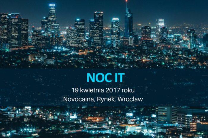 """II edycja Nocy IT """"Integracja narzędzi bezpieczeństwa IT - Sophos Synchronized Security"""" już w kwietniu."""