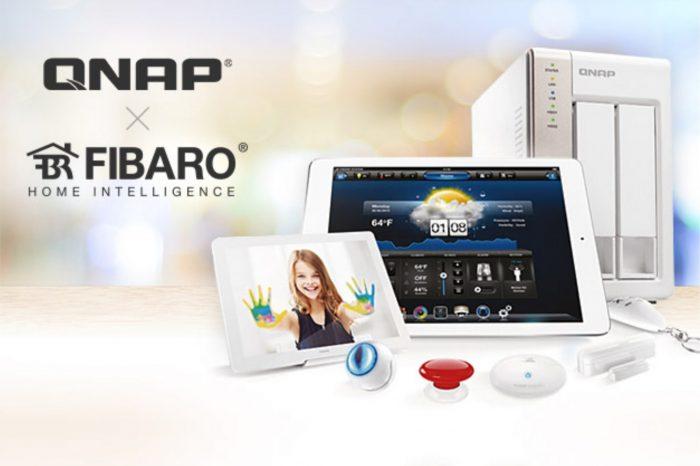 QNAP rozpoczyna współpracę z FIBARO - proponowane rozwiązania odpowiedzią na oczekiwania rynku Internetu Rzeczy (IoT).