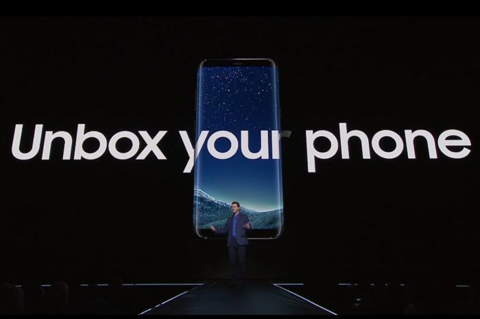 """Najnowsze flagowce Samsung Galaxy S8 oraz Galaxy S8+ debiutują na rynku """"Smartfon, który nie zna ograniczeń""""."""