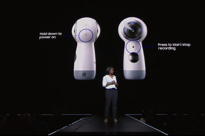 Nowa kamera Samsung Gear 360 debiutuje na rynku. tworzenia treści 4K w 360 stopniach