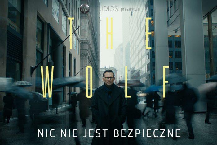 """Christian Slater w globalnej kampanii HP - Serial """"Wolf"""" elementem kampanii """"HP Secure"""" na rzecz bezpieczeństwa w sieci."""